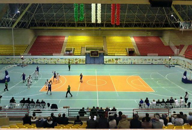 مسابقات بسکتبال پیشکسوتان کشور