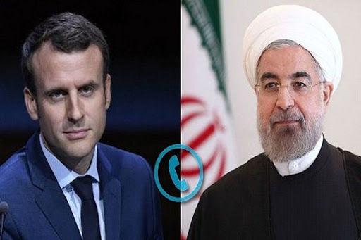 ایران از برداشتن گامهای جدید مغایر با برجام خودداری کند