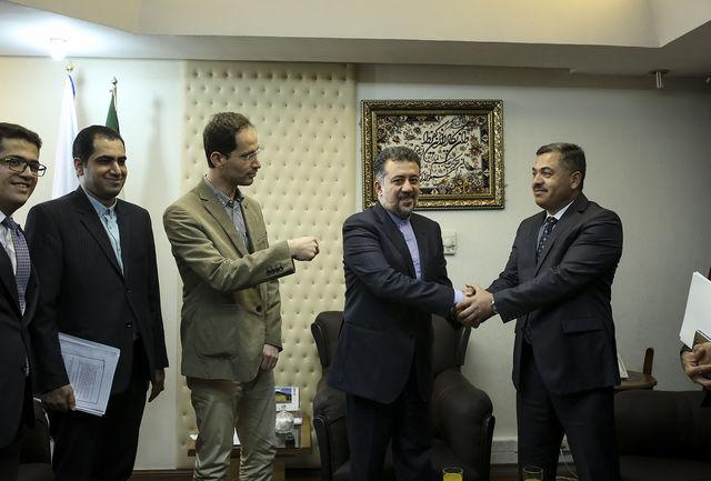 تعاملات با ایران را در حوزه جوانان افزایش خواهیم داد/ همکاری در پروژه یوروویژن  و نخجوان با مشارکت ایران