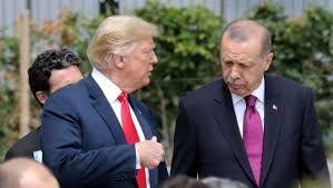 گفت و گوی تلفنی ترامپ و اردوغان درباره سوریه و لیبی