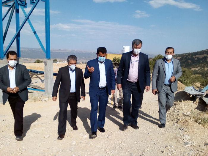 موانع اجرای پروژه گردشگری تله کابین یاسوج بررسی شد