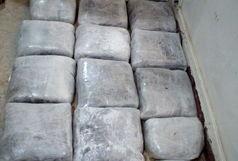 ناکامی قاچاقچیان در جابه جایی 259 کیلو مواد افیونی در جاسک