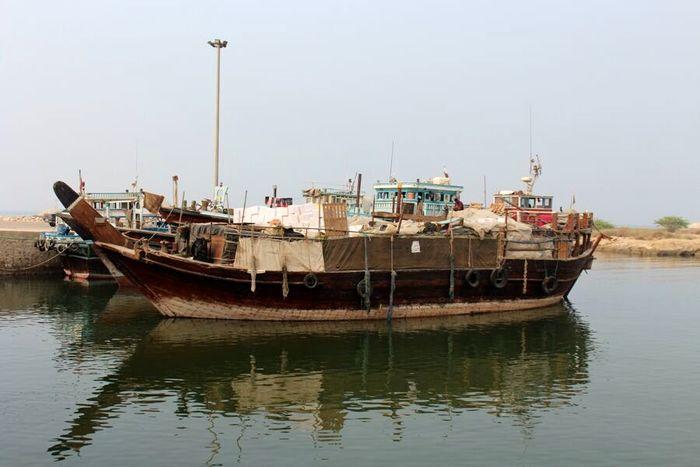 کشف بیش از ۱۱ میلیارد ریال کالای قاچاق در سواحل بهمنشیر آبادان