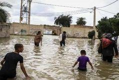 کاهش دبی آب در شهرستان شادگان
