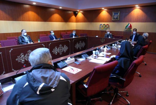 نشست تخصصی فدراسیون تنیس روی میز برگزار شد