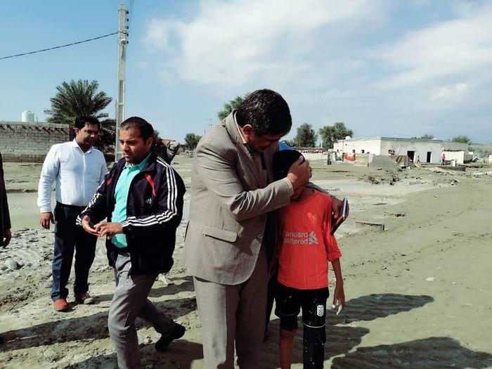 تخریب 15 کلاس درس در شرق بندرعباس