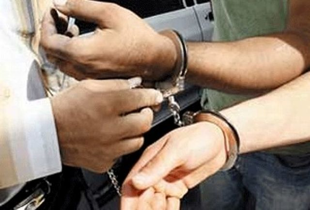 شکار بزرگ پلیس پایتخت/محمدرضا.ن دستگیر شد