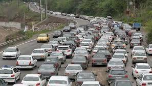 جدیدترین وضعیت ترافیکی جاده های مازندران