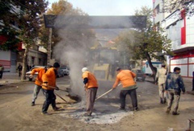 عملکرد کارکنان شهرداری در خدمت رسانی به عزادارن راضی کننده بود