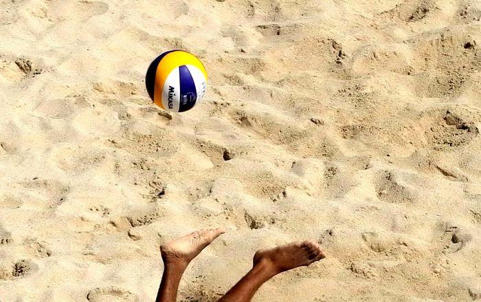 مسیر دشوار والیبال ساحلی برای رسیدن به المپیک توکیو