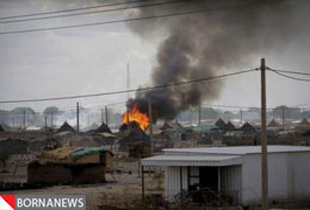 آوارگی بیش از 90 هزار نفر در جنوب سودان