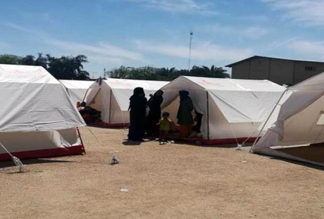 650 نفر از روستاییان سیل زده شادگان اسکان یافتند