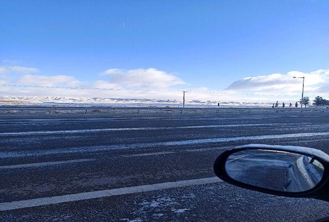 هشدار هواشناسی و مدیریت بحران در خصوص تشدید یخبندان