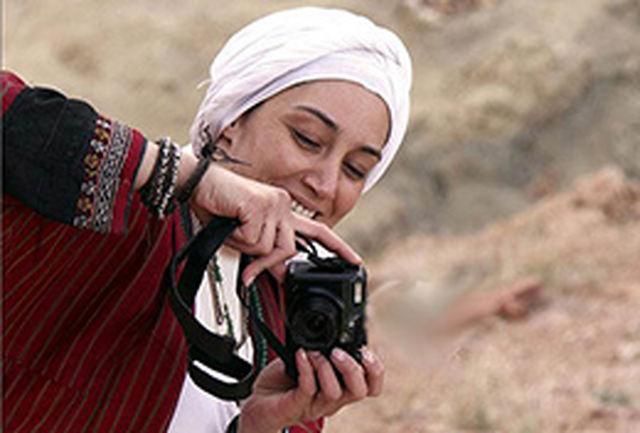 هدیه تهرانی از داوری مسابقه عکس سینا انصراف داد