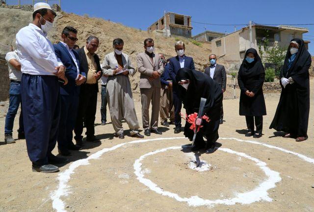 افتتاح و کلنگ زنی چند پروژه ورزشی در استان کردستان