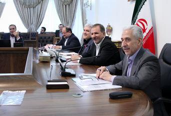 نشست نمایندگان ستاد ویژه فناوری نانو با حضور معاون اول رییس جمهوری