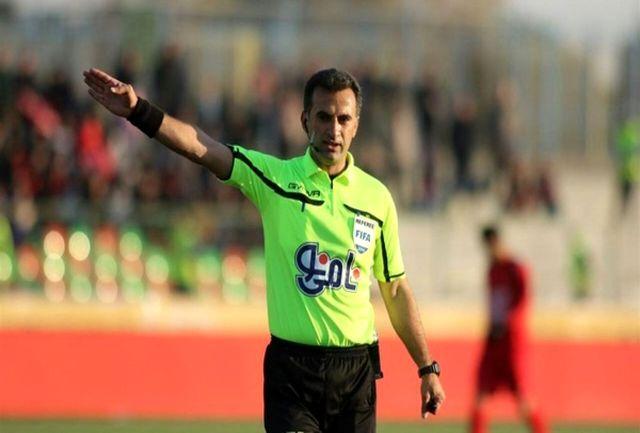 شکایت هیات فوتبال خوزستان از داور دیدار فولاد - پارس جنوبی جم