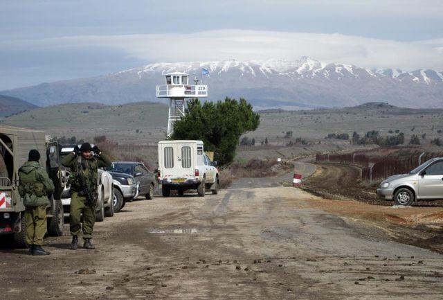 توافق سوریه و اسرائیل بر سر بازگشایی گذرگاه کلیدی ارتفاعات جولان