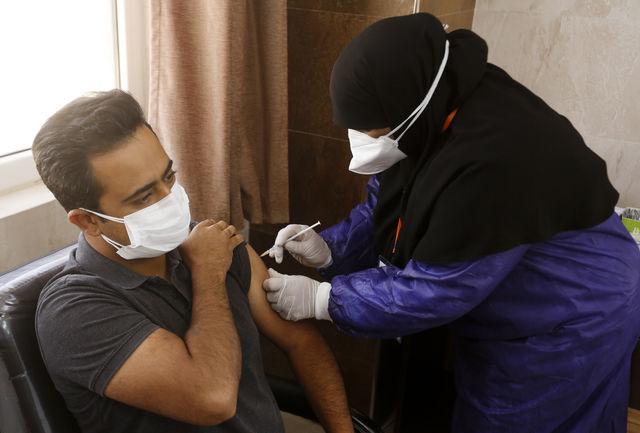 آغاز تزریق دوز دوم واکسن ایران کوبا در مازندران