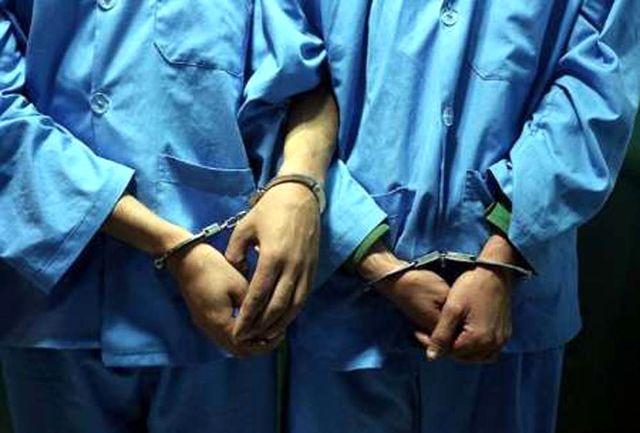 دستگیری اعضای ۲۳ باند سارق مسلح در سیستان و بلوچستان