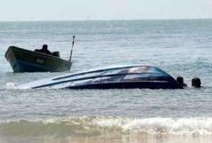   واژگونی یک قایق در گمیشان با ۲۵ سرنشین
