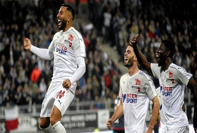 گل قدوس بهترین گل هفته نهم لیگ فرانسه شد