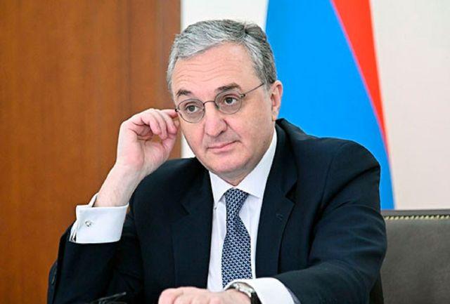 وزیر خارجه ارمنستان در مسکو با سران گروه مینسک دیدار میکند