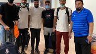 ملیپوشان استقلالی به دوبی رسیدند