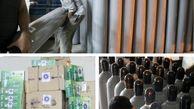 اهدا چهارمین محموله اهدایی اتاق بازرگانی هرمزگان به دانشگاه علوم پزشکی استان/ 100 کپسول اکسیژن 50 لیتری با 194 ریگلاتور تقدیم بیمارستان های استان شد