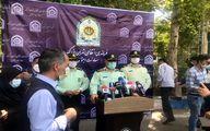 هشدار رییس پلیس تهران به پیک ها و فروشگاه های اینترنتی/ مردم نگران امنیت در پی قطع برق نباشند
