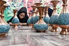 افت صادرات هنرهای دستی