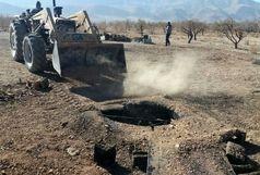 طی سال جاری؛۲۲۶ حلقه چاه غیر مجاز در آذربایجان غربی مسلوب المنفعه شد