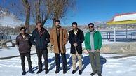 بازدید سهرابیان از زیرساختهای قایقرانی در چهارمحال و بختیاری