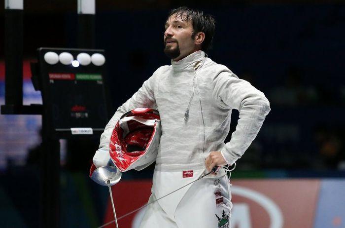 ثبت اولین مدال جهانی تاریخ شمشیربازی ایران