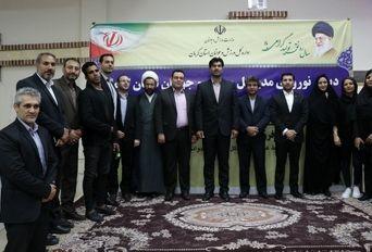 دیدار مدیرکل ورزش و جوانان استان کرمان با جامعه ورزش و جوانان