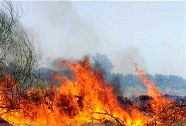 مرگ سه کودک در پی حادثه آتش سوزی کپر