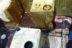 کشف وضبط بیش از یک هزار و 500کیلو گرم عسل تقلبی