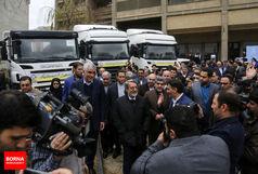 ۴۰۰ هزار کامیون در حال نوسازی است/ خرید ٢ هزار واگن توسط دولت و شورای اقتصاد به تصویب رسیده است