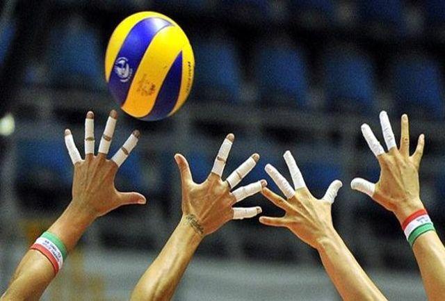 پیگیری رقابت های والیبال لیگ دسته 3 قهرمانی کشور