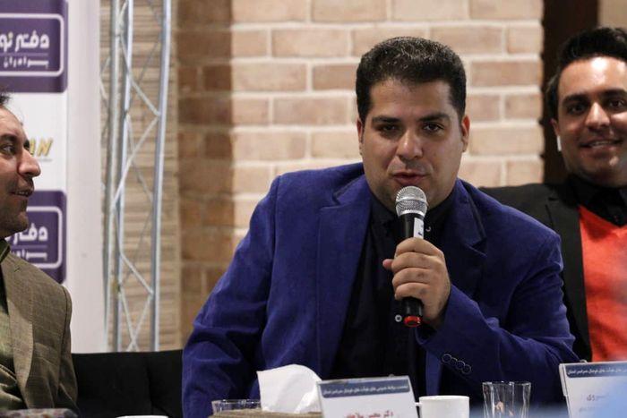 نشست خبری مربیان گل گهر و نفت مسجد سلیمان برگزار میشود