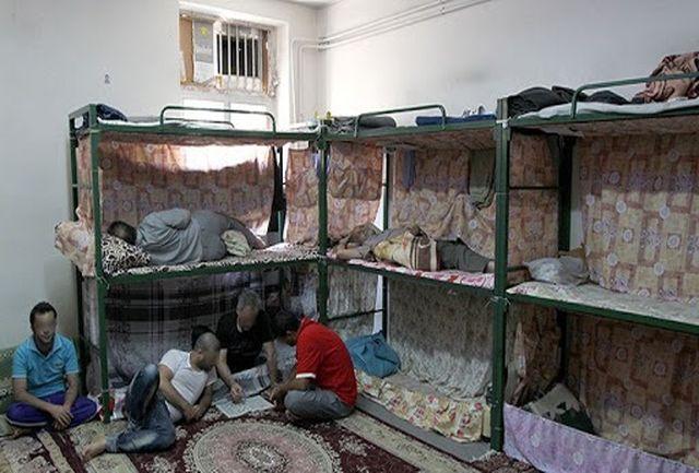 زندانیان کف خوابی که پول برای اجاره تخت ندارند/سازمان زندانها: کف خواب نداریم!
