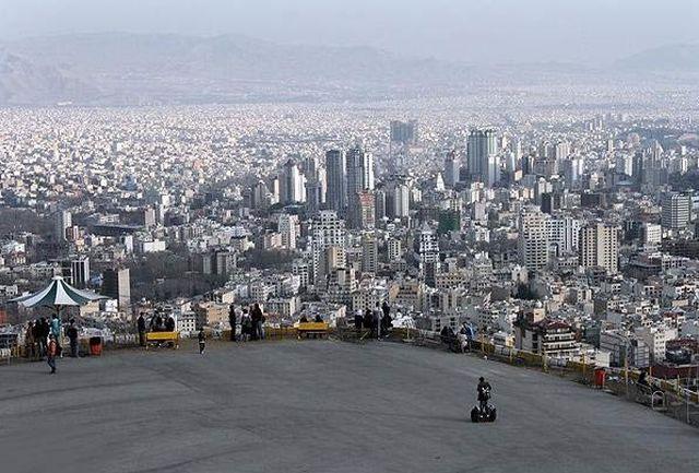 امسال تهران روزهای سالم بیشتری  را تجربه می کند/استفاده از شورایاری ها برای حفاظت از محیط زیست