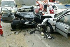 حادثه رانندگی در اتوبان شهید کسایی تبریز یک کشته بر جای گذاشت