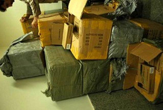 500 دستگاه گوشی تلفن همراه قاچاق در بندر دیلم کشف شد
