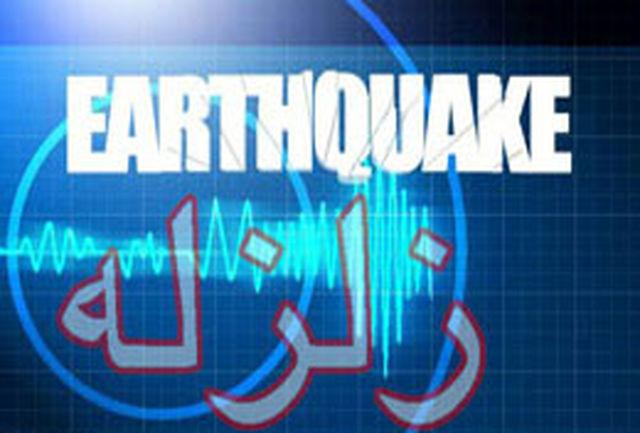 زلزله 4 و دو دهم ریشتری بردخون بوشهر را لرزاند