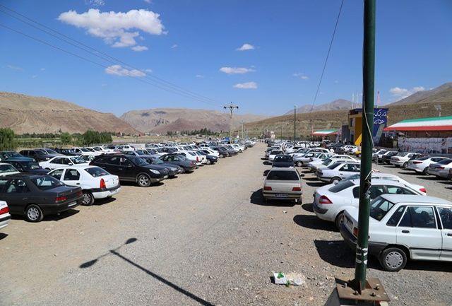 ورود 200 هزار گردشگر در ایام عید فطر به منطقه آزاد ماکو