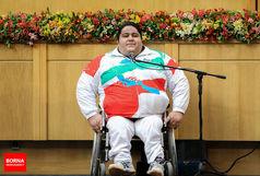 رحمان برترین وزنهبردار آسیا و اقیانوسیه شد