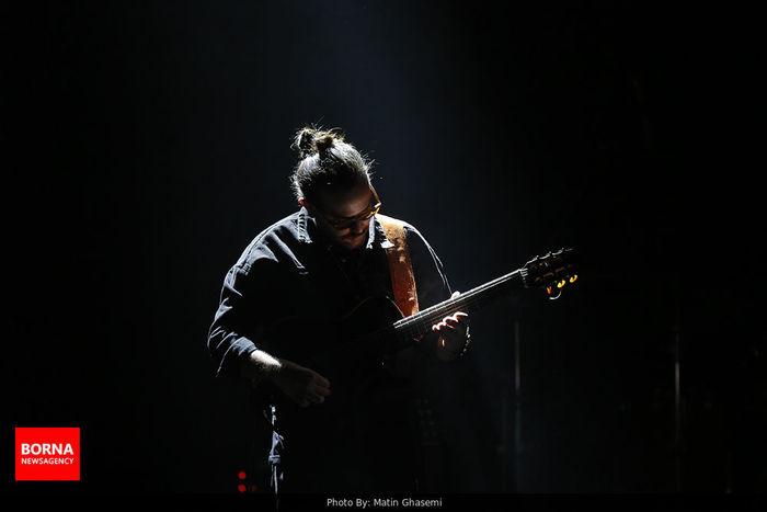 شب استقبال دولتمردان از جشنواره موسیقی فجر