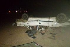 سانحه رانندگی مرگبار برای خودرو پژو/آمار جان باختگان به 4 نفر رسید