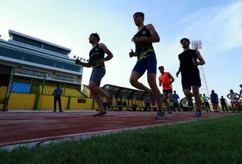 تمرینات تیم ملی امید کاراته